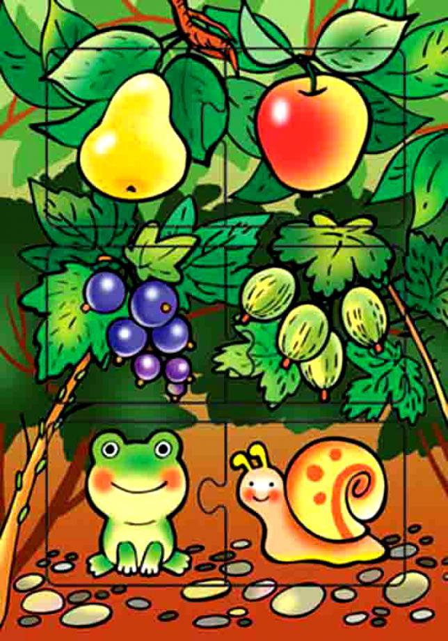 Игры для детей собрать картинки